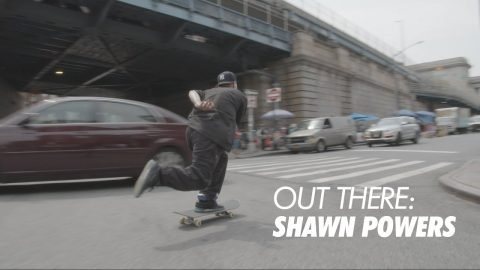 Out There: Shawn Powers | ThrasherMagazine