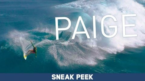 PAIGE - Sneak Peek: Jaws | Echoboom Sports