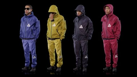 PALEX GORE WINDSTOPPER | PALACE