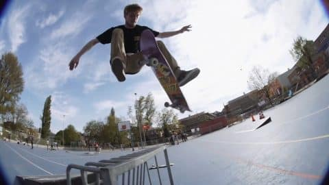 Parallel Projects Presents: Thialf sessie #2 (Bump Sesh) - Flatspot Magazine