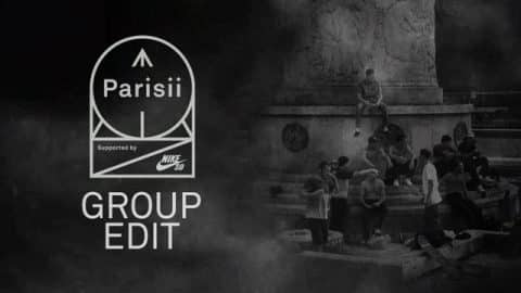 Parisii / Le remix / Group Edit - Vimeo / Live skateboard media's videos