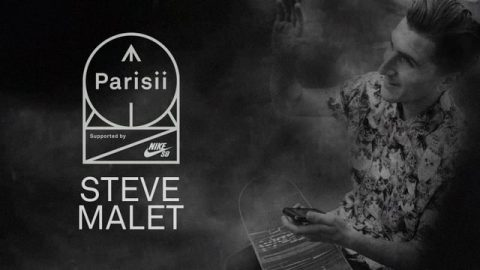 PARISII / Le Remix / Steve Malet - Vimeo / Live skateboard media's videos