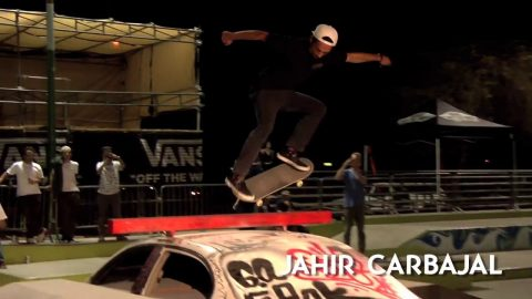 Park Check PHXAM 2018 | Cowtown Skateboards