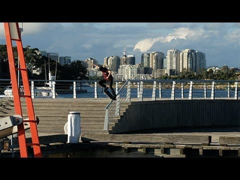 Pascal Reif Along The Latitudes | TransWorld SKATEboarding - TransWorld SKATEboarding