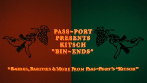 "PASS~PORT - KITSCH ""BIN~ENDS"" 