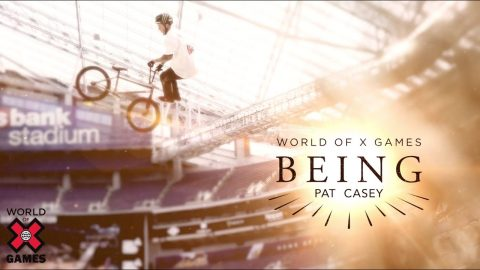 Pat Casey: BEING | World of X Games | X Games