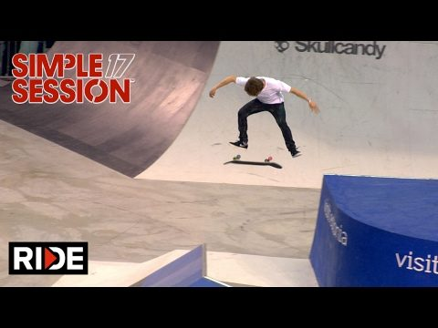 Pat Duffy, Josh Matthews & More at the 2017 Simple Session Qualifiers - RIDE Channel