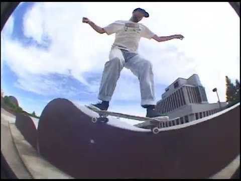 Pat Gallaher - Clean - Frog Skateboards