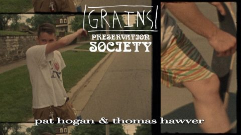 Pat Hogan & Thomas Hawver from GRAINS 2 Preservation Society | kevin delgrosso