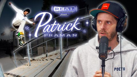 Patrick Praman Is REAL'S New Am! We Review His New Video Part! | Nine Club Highlights