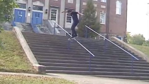 Patrick Praman | RAW Footage | Thunder Trucks