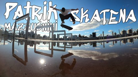 Patrik Mazzuchini - Skatena | Black Media