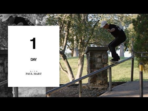 Paul Hart - One Day - The Berrics
