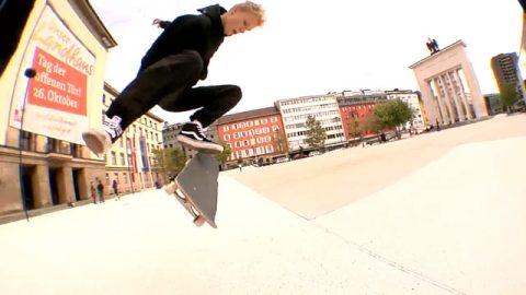 Paul Herrmann - Left - Place Skateboard Culture