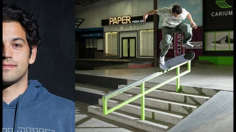 Paul Rodriguez 2021 It Must Be Nice | The Berrics