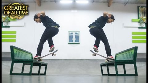 Paul Rodriguez Has No Skateboarding Stance | The Berrics
