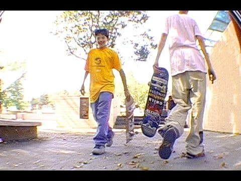 Paul Rodriguez - LONG LOST CLIPS! #185 (Redux) - DickJones