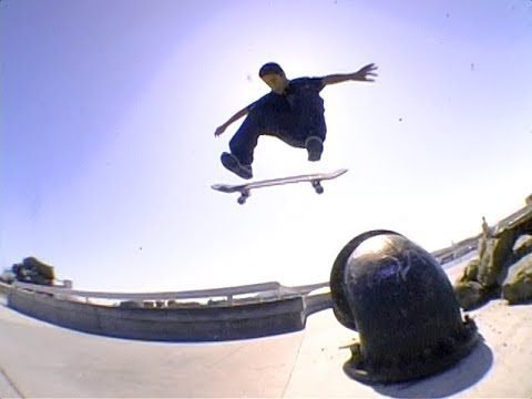 Paul Rodriguez - LONG LOST CLIPS! #192 - DickJones