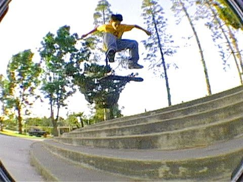Paul Rodriguez - LONG LOST CLIPS! #176 - DickJones