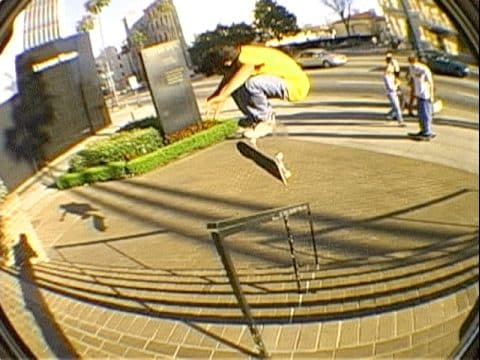 Paul Rodriguez - LONG LOST CLIPS! #182 - DickJones