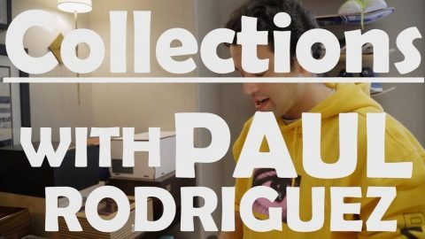 Paul Rodriguez Memorabilia Collection | Paul Rodriguez