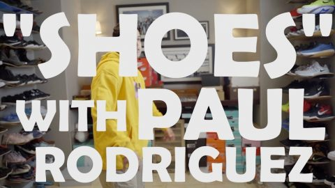 Paul Rodriguez Shoe Collection | Paul Rodriguez