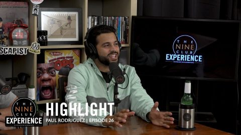 Paul Rodriguez Torn ACL | First Major Injury | The Nine Club Highlights