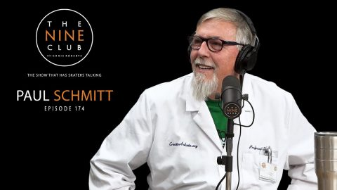 Paul Schmitt | The Nine Club With Chris Roberts - Episode 174 | The Nine Club