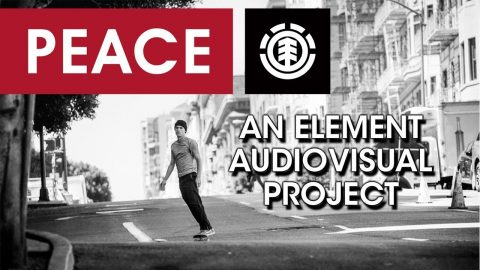 PEACE: An Element Audiovisual Project - Full Part feat. Mason Silva | Echoboom Sports