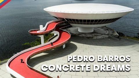 Pedro Barros Skates The Untouched Architecture Of Oscar Niemeyer  |  CONCRETE DREAMS | Red Bull Skateboarding