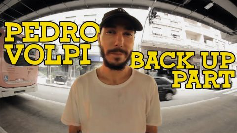 Pedro Volpi - Back Up Part | Black Media