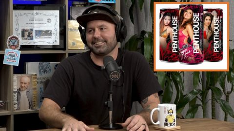 Penthouse Energy Drink Was A Real Thing!? - Kyle Berard | The Nine Club Highlights