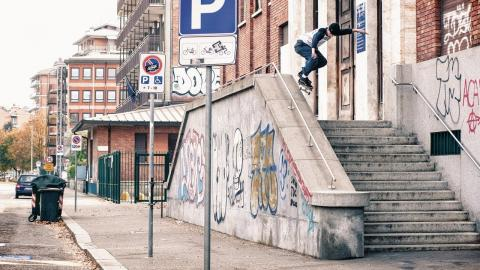 Pepe Tirelli – Not a rude boy - SOLO Skateboard Magazine