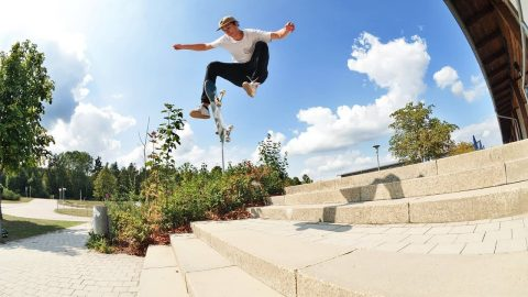 Pete Steger – Boneless Welcome Part | Irregular Skateboard Magazin