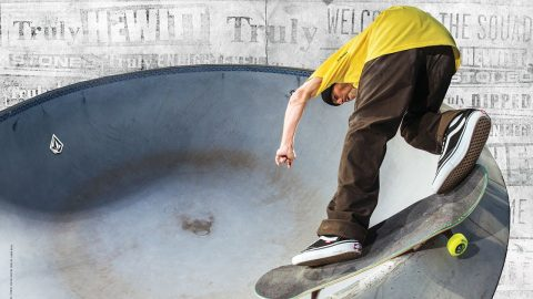 Peter Hewitt Joins Volcom Skate Team | Volcom