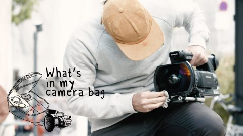 Peter Mader – What's in my CAMERA BAG | Irregular Skateboard Magazin