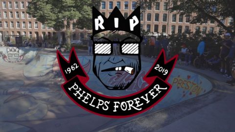 PHELPS Forever Marnixbowl session | On The Roll Magazine