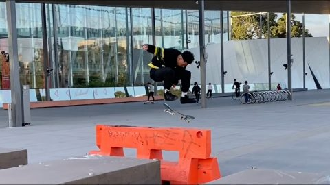 Phil Marshall & Casey Foley - ISO-VAGUE Part | Vague Skate Mag