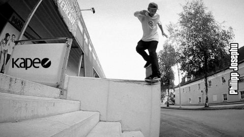 Philipp Josephu | Kape Skateboards - The Berrics