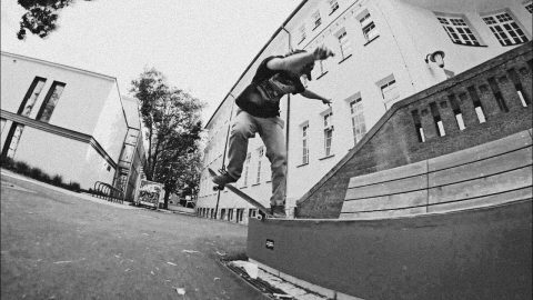 Phillip Gerisch 2K17 Part | Irregular Skateboard Magazin