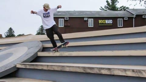 Philly Skate Supply at Woodward Camp - Woodward Camp