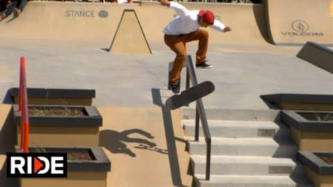 PHX Am 2017 Highlights - Zion Wright, Jack Olson & More - RIDE Channel