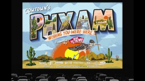 PHXAM 2021 Premieres April 17th | Cowtown Skateboards
