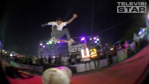 PICA FEST 2019 SKATEBOARDING VIDEO | televisi star