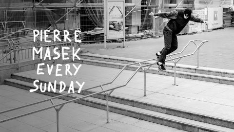 "Pierre Masek ""Every Sunday"" Part 