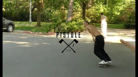 Pistole X Andale King Of The Curb | Andale Bearings
