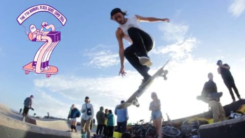 Pixels RAW: City Surf, Cardiff Presents The 7th Annual Plaza Jam - Vimeo / Pixels's videos