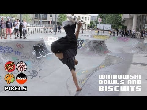Pixels Raw: Erick Winkowski - Bowls And Biscuits - Pixels