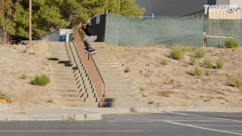 Pizza Skateboards | Chase | (full part) | Pizza Skateboards