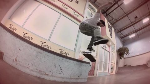 PJ Ladd Is Consistent | Run & Gun - The Berrics